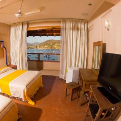 Отель Villa del Pescador комната для гостей фото 2