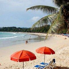Отель Ricos Bungalows Kata пляж