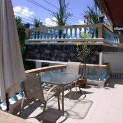 Отель Eriksson Guesthouse балкон