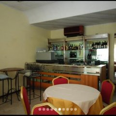 Hotel Fiorana Римини гостиничный бар