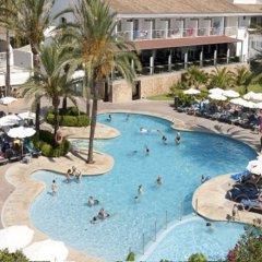 Отель Beach Club Font de Sa Cala бассейн фото 2