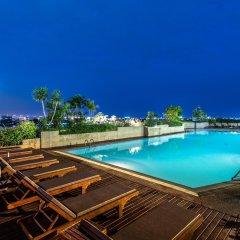 Montien Riverside Hotel бассейн фото 3