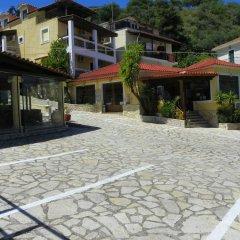 Отель Mirabelle Hotel Греция, Аргасио - отзывы, цены и фото номеров - забронировать отель Mirabelle Hotel онлайн парковка