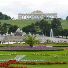 Отель Apartment24-Schönbrunn Zoo Австрия, Вена - отзывы, цены и фото номеров - забронировать отель Apartment24-Schönbrunn Zoo онлайн приотельная территория фото 2