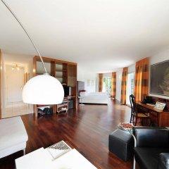 Отель Villa Tivoli Меран комната для гостей фото 4
