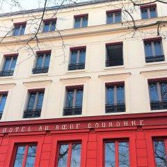 Hotel De Paris Париж балкон