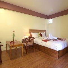 The Mountaineer Hotel комната для гостей