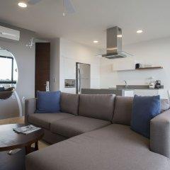 Отель Anah Suites By Turquoise Плая-дель-Кармен комната для гостей