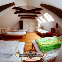 Hostel Homer Прага комната для гостей фото 2