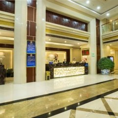 Отель Tianjian Hotel Китай, Пекин - отзывы, цены и фото номеров - забронировать отель Tianjian Hotel онлайн интерьер отеля