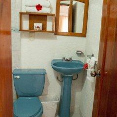 Отель Villas Mercedes Сиуатанехо ванная фото 2