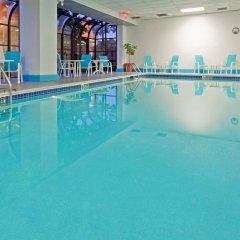 Отель LaGuardia Plaza Hotel США, Нью-Йорк - отзывы, цены и фото номеров - забронировать отель LaGuardia Plaza Hotel онлайн бассейн фото 2