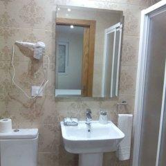 Отель Pension Costiña ванная