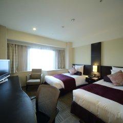 Отель Ana Crowne Plaza Fukuoka Хаката комната для гостей фото 5