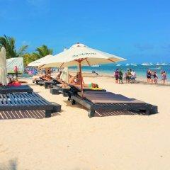 Отель Punta Cana Seven Beaches Доминикана, Пунта Кана - отзывы, цены и фото номеров - забронировать отель Punta Cana Seven Beaches онлайн пляж фото 2