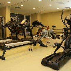 Ramada Hotel & Suites Istanbul Sisli фитнесс-зал фото 3