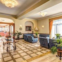 Grand Hotel Hermitage & Villa Romita интерьер отеля фото 3