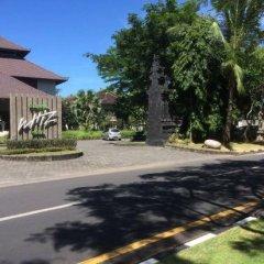 Отель Grand Whiz Nusa Dua Бали парковка