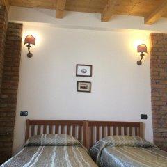 Отель B&B Il Rustico Турате комната для гостей