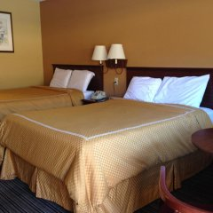 Отель Americas Best Value Inn Columbus West Колумбус комната для гостей фото 2