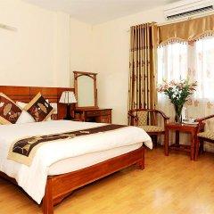 The World Inn Hotel And Travel Ханой комната для гостей