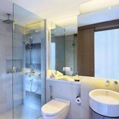 Отель Oakwood Studios Singapore Сингапур, Сингапур - отзывы, цены и фото номеров - забронировать отель Oakwood Studios Singapore онлайн ванная фото 2