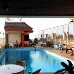 Отель Mike Hotel Таиланд, Паттайя - 1 отзыв об отеле, цены и фото номеров - забронировать отель Mike Hotel онлайн бассейн