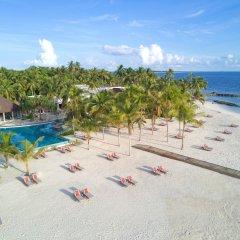 Отель Dhigali Maldives Мальдивы, Медупару - отзывы, цены и фото номеров - забронировать отель Dhigali Maldives онлайн пляж