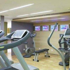 Отель FRESH Афины фитнесс-зал фото 3