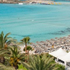 Отель Nissi Beach Resort пляж фото 4