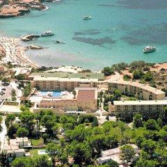 Hotel Playasol Cala Tarida пляж