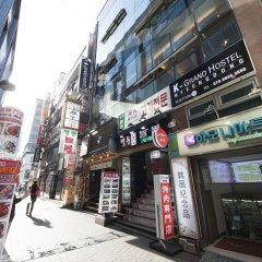 K-grand Hostel Myeongdong Сеул фото 3