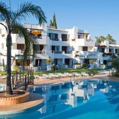 Отель Balaia Golf Village Португалия, Албуфейра - 1 отзыв об отеле, цены и фото номеров - забронировать отель Balaia Golf Village онлайн бассейн фото 2