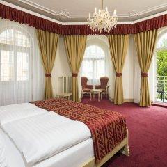 Отель Orea Palace Zvon Марианске-Лазне комната для гостей фото 4