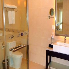 The Bauhinia Hotel ванная