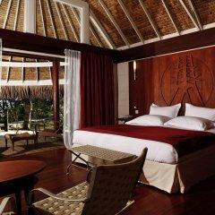 Отель Sofitel Bora Bora Marara Beach Hotel Французская Полинезия, Бора-Бора - отзывы, цены и фото номеров - забронировать отель Sofitel Bora Bora Marara Beach Hotel онлайн комната для гостей