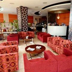 Hotel Hec Apartments интерьер отеля