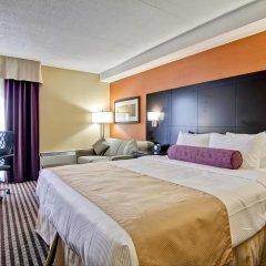 Отель Best Western Plus Toronto North York Hotel & Suites Канада, Торонто - отзывы, цены и фото номеров - забронировать отель Best Western Plus Toronto North York Hotel & Suites онлайн комната для гостей