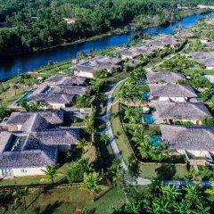 Отель Fusion Resort Phu Quoc Вьетнам, Остров Фукуок - отзывы, цены и фото номеров - забронировать отель Fusion Resort Phu Quoc онлайн спортивное сооружение