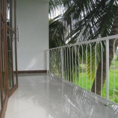 Отель Heaven Upon Rice Fields Шри-Ланка, Анурадхапура - отзывы, цены и фото номеров - забронировать отель Heaven Upon Rice Fields онлайн балкон