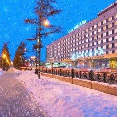 Ангара Отель Иркутск спортивное сооружение