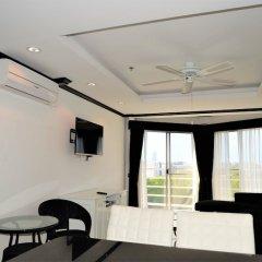 Отель Stylish 2 bed Condo Jomtien Паттайя фото 3