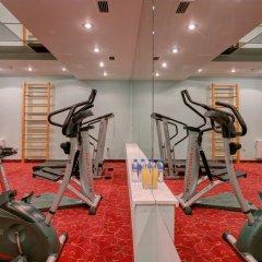 Гостиница Сретенская фитнесс-зал фото 2