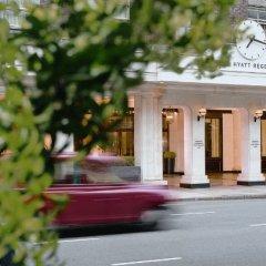 Отель Hyatt Regency London - The Churchill Великобритания, Лондон - 2 отзыва об отеле, цены и фото номеров - забронировать отель Hyatt Regency London - The Churchill онлайн фото 2