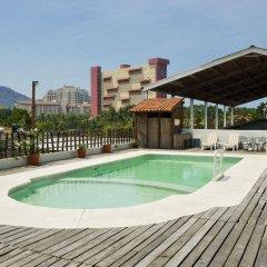 Hotel Suites Ixtapa Plaza бассейн