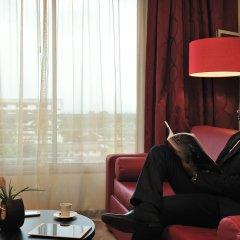 Отель Pullman Kinshasa Grand Hotel Республика Конго, Киншаса - отзывы, цены и фото номеров - забронировать отель Pullman Kinshasa Grand Hotel онлайн комната для гостей фото 3