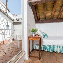 Отель Cozy Ripetta - My Extra Home балкон