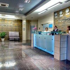 Отель SkyPoint Шереметьево Москва интерьер отеля