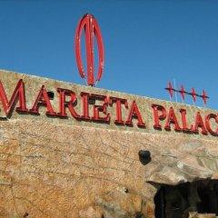 Отель Marieta Palace Несебр спортивное сооружение