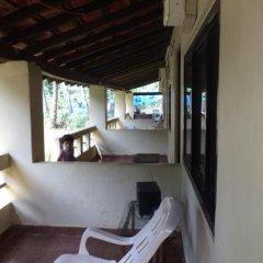 Отель Raikar Guest House Индия, Мармагао - отзывы, цены и фото номеров - забронировать отель Raikar Guest House онлайн балкон